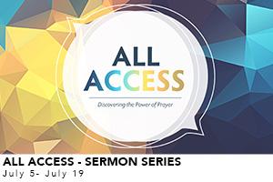 ALL Access Sermon Button