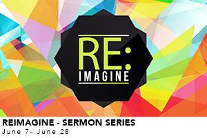 REimagine Sermon Icon
