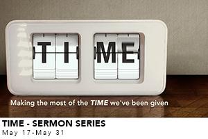 Time Sermon Icon